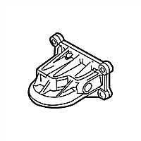 Ford Oem Engine Parts Adapter Bs4z6881b