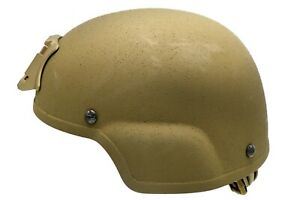 Unissued US Army Enhanced Combat Helmet ECH ACH IHPS with NVG Mount NEW LARGE $550.00