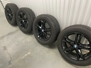 18 Bmw X3 Oem Rims And Tires Package
