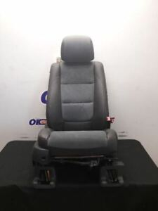 2015 Ford Explorer Xlt Passenger Front Seat Assembly Leather Suede Power Heat