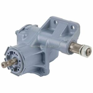 New Manual Steering Gear Box For Dodge Chrysler Plymouth Mopar