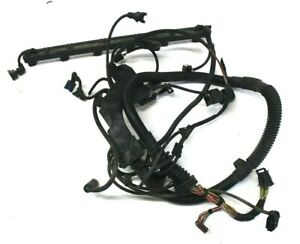 Bmw Oem 03 05 E60 M54 Engine Main Wiring Harness Wire E61 Uncut Complete