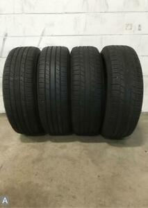 4x P235 60r18 Michelin Premier A s 6 32 Used Tires