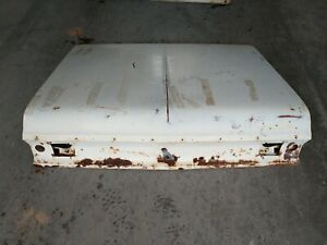 Plymouth Fury Belvedere Savoy Trunk Lid 1965 Only