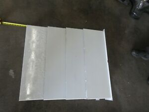 2001 Fadal Vmc 5020a 5020 Cnc Vertical Mill 34 X 31 7 Way Cover Covers