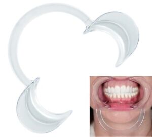 20 X Med Teeth Whitening Cheek Retractor Autoclavable Dental Mouth Opener Game
