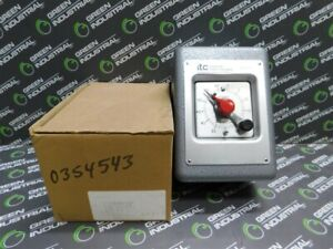 New Itc 832506 001 Industrial Timer 60 Sec