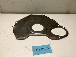 Ford 5 0l 5 8l 302 289 Automatic Transmission Engine Mid Block Plate