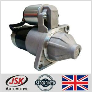 Starter Motor To Suit Suzuki Samurai 1 0 Sj410 Engines Uprated 1 4kw 12v 9 Teeth