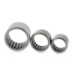 Outer Ring Filling Drawn Cup Needle Roller Bearings Hk Series Bearing Steel