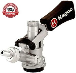 New Kegco Kc Kts97d w American D System Keg Tap High quality Stainless Steel 1
