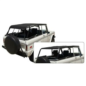 98235 Rampage 98235 Safari Island Topper Soft Top Fits 66 77 Bronco
