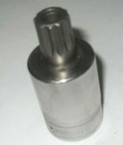 Snap On Stsm16se 1 2 Drive Metric 16mm Triple Square Bit Socket Driver Usa