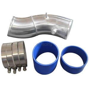 4 Cold Air Intake Pipe Kit For 99 03 Ford Super 7 3l Powerstroke Diesel Gtp38