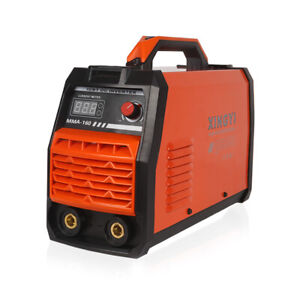 Arc Welder Welding Machine Mma Electric Welder 115v 230v 20 160a Ac Inverter