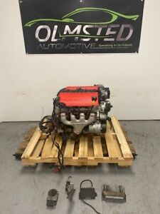 Ls6 5 7 Engine Complete Full Pullout 42k Warranty 405hp C5 Z06 Pullout Video