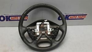 04 2004 Ford Tbird Thunderbird Pacific Coast Steering Wheel Gray Leather