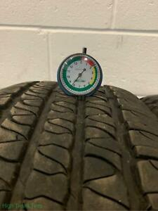 4x P245 65r17 Goodyear Fortera Hl 8 32 Used Tires