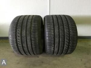 2x P225 50r17 Goodyear Eagle Sport All Season 8 32 Used Tires