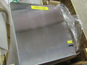 Hoffman Stainless Steel Electrical Enclosure 30x30x10 Csd303010