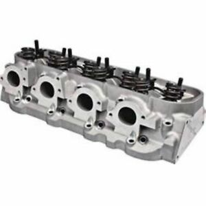 Trick Flow 41410001 M22 Cylinder Head 122cc Chamber 320cc Intake For Chevy Bb