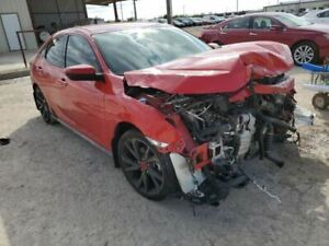 Turbo supercharger 1 5l Coupe Ex Fits 16 17 Civic 883301