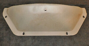 1963 1970 Ford Mustang Mercury Cougar Orig 352 390 427 428 M T Inspection Cover