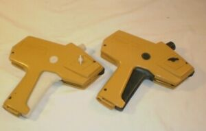 Two Monarch 1110 Labeling Guns For Parts Or Repair