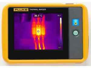 Fluke 5074148 Pti120 9hz Compact Pocket Thermal Imager