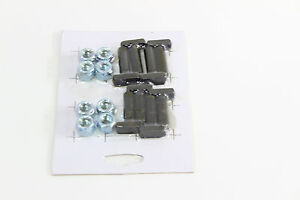Ford 9 Inch Rear Axle Retainer Bolt Kit 8 T Bolts And 8 Ny Locks Original Style