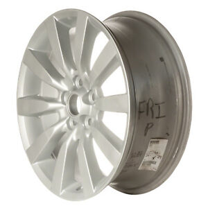 65845 Reconditioned Factory Oem Wheel 18 X 7 Medium Silver Sparkle Full Painted