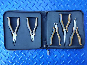 Craftsman Professional 5pc Precision Mini Pliers Set