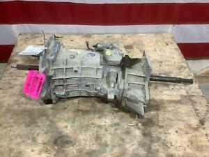 Manual Transmission Assembly For 06 07 Chevy C6 Corvette Ls2 T56 27k Lot Tested