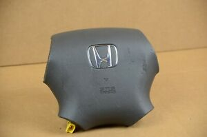 2008 2010 Honda Odyssey Driver Wheel Airbag Oem Grey Gray