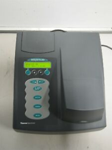 Thermo Spectronic Model 4001 4 Genesys 20 Spectrophotometer