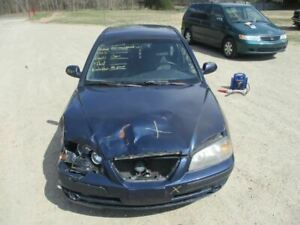 Motor Engine 2 0l Vin D 8th Digit 4 Cylinder Fits 04 08 Tiburon 315509