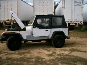 1990 1995 Jeep Wrangler Yj Front Axle Assembly 4 10 Ratio