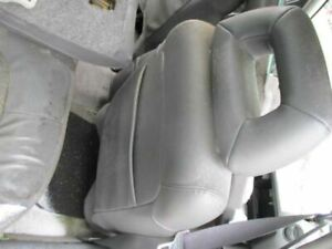 Passenger Front Seat Bucket Leather Manual Sedan Fits 00 05 Grand Am 272923