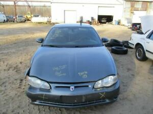 Driver Front Seat Bucket Cloth Electric Fits 01 05 Monte Carlo 323969