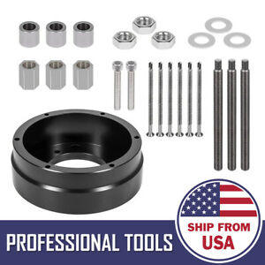 Front Crankshaft Seal Wear Sleeve Replacement Tool Kit Fit For Cummins Isx12 Isx