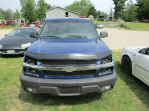 Driver Front Seat Bucket Bench Seat Opt Ae7 Fits 03 06 Avalanche 1500 300130