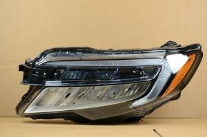 Perfect 19 20 21 Honda Pilot Passport Elite Left Lh Driver Side Led Headlight