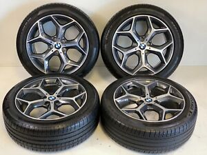 18 Inch Bmw X1 X2 X3 2016 2020 Oem Wheels Rims Style 569 Factory Rims Tires Set