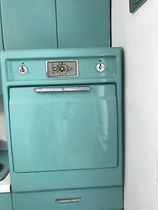 Ge Kitchen Vintage 1950 Cabinets And Appliances
