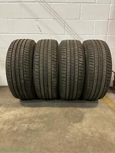 4x P255 55r18 Michelin Defender Ltx M S 11 32 Used Tires