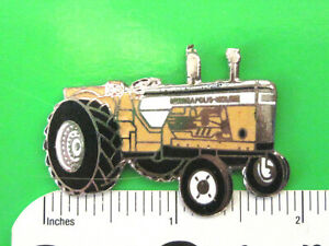 Minneapolis Moline Farm Tractor Hat Pin Lapel Pin Tie Tac Gift Boxed
