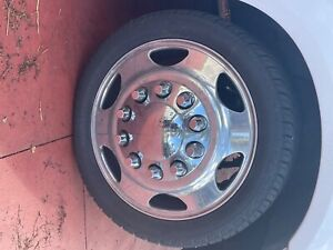 24inch Alcoa Rim With Tires For Trade
