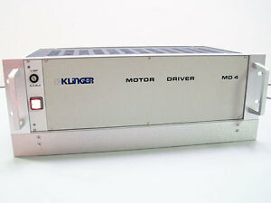 Klinger Newport Md4 Motor Driver Md4 3 Md 3 Axis Motion