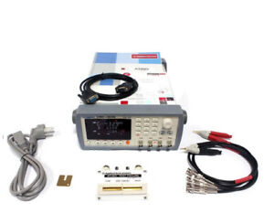 Digital Lcr Meter L C R Z D Q Data Hold Function 0 1 Accuracy
