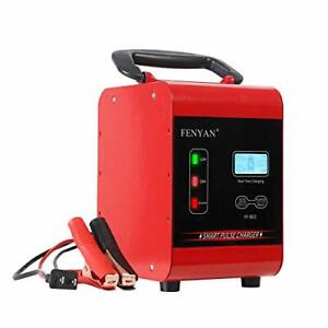 Fenyan Battery Charger Automotive 12v 23a 24v 12a Smart Trickle Charger For C